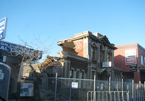 Legislation changes for Earthquake Prone Buildings in NZ