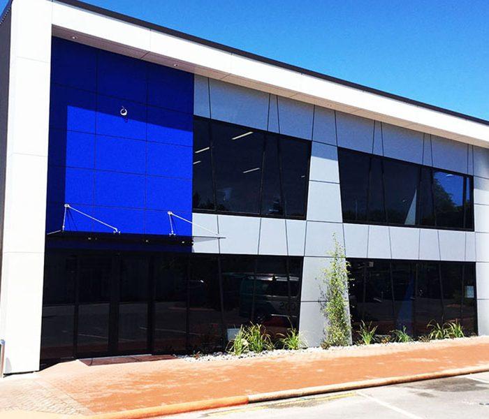 Pukaki Street Office Development, Rotorua
